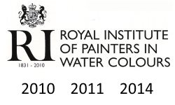 royal institute of painters in watercolours
